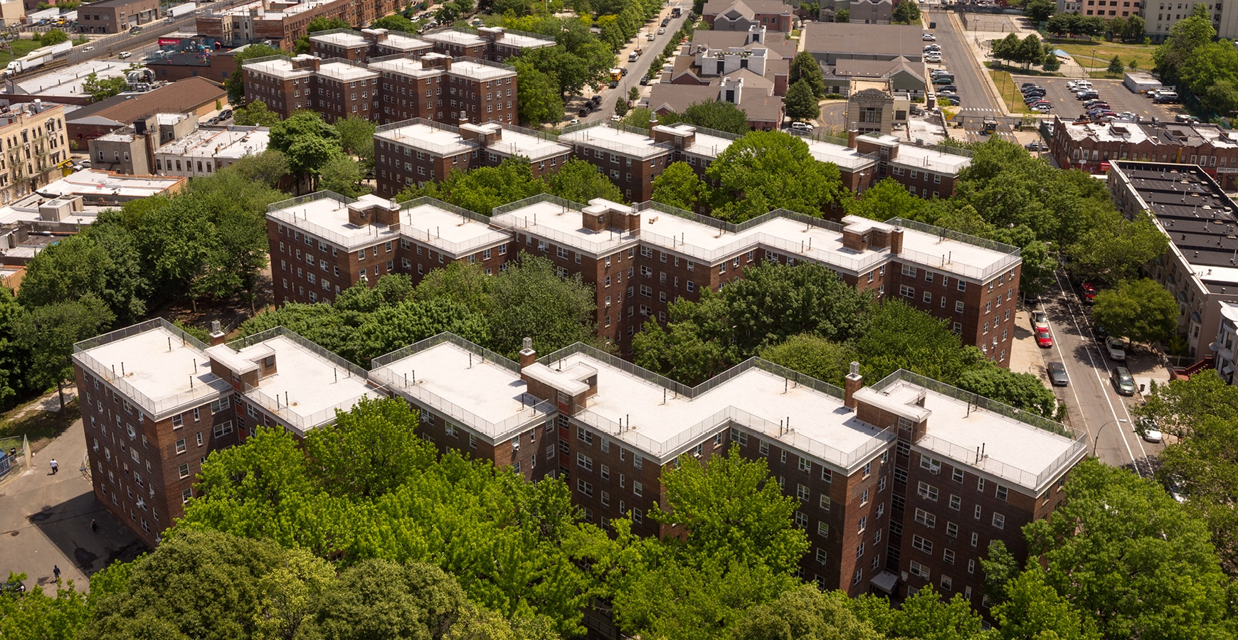 NYCHA Kingsborough Houses